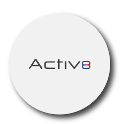 Activ8 user role management function