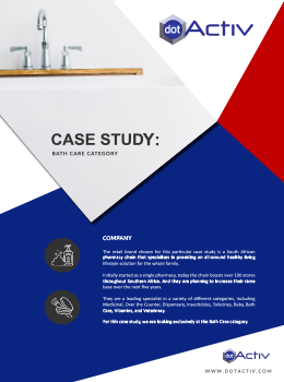 Bath Care Case Study Front Cover