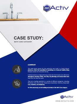 Bath Care Case Study Front Cover