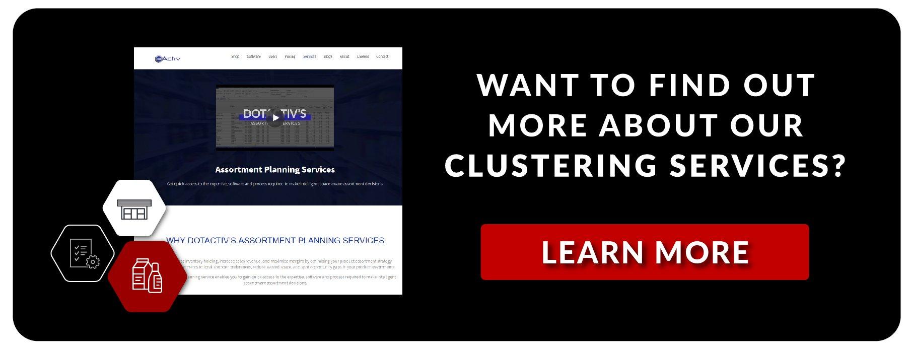 DotActiv Clustering Services