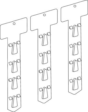 DotActiv Clip Strips
