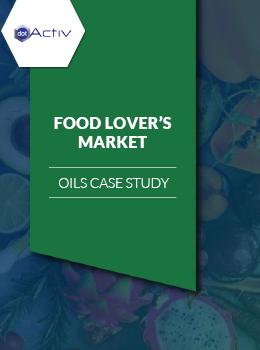 DotActiv Oils Category Case Study
