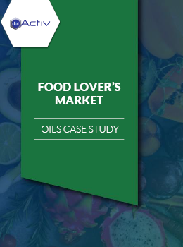 DotActiv Oils Category Case Study