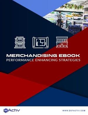 Merchandising Ebook Icon