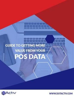 POS Data Ebook Cover