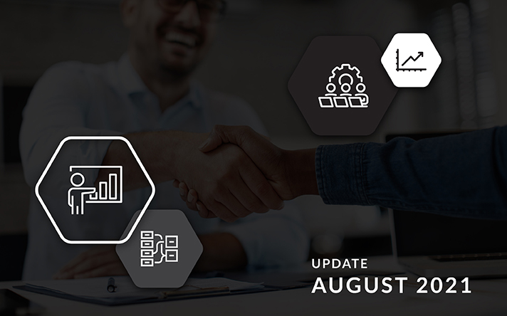 PowerBase Updates For August 2021
