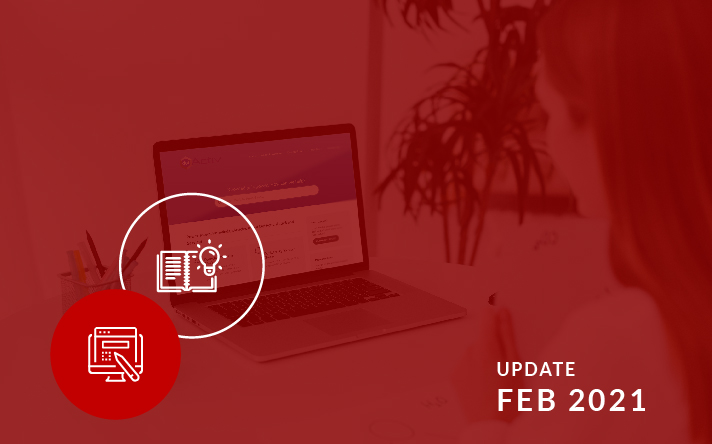 PowerBase Updates For February 2021