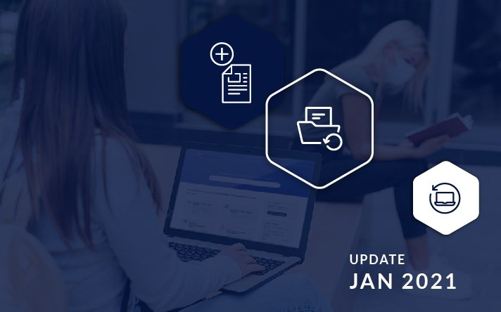 PowerBase Updates For January 2021