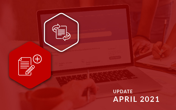Powerbase Updates For April 2021