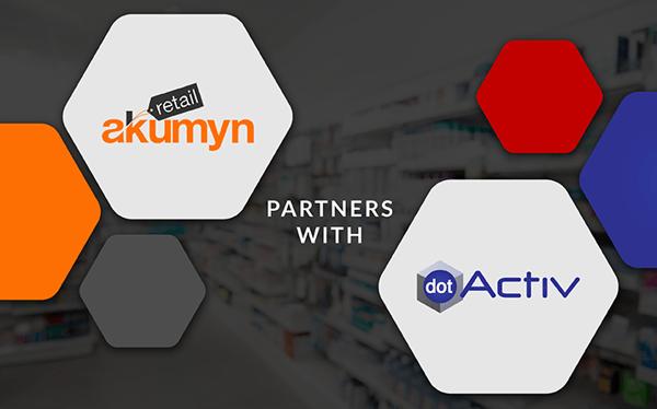 Retail Akumyn & DotActiv Parnership