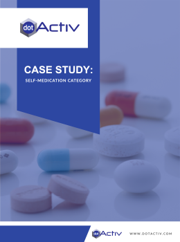Self Medication Case Study Front Cover
