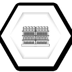 Shelves and Aisles