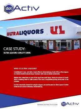 Ultra Liquors Case Study