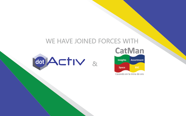 CatManColombia Chooses DotActiv As Category Management Partner