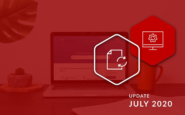 PowerBase Updates For July 2020