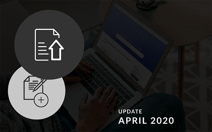 PowerBase Updates For April 2020